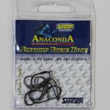 Trnki Anaconda Straight Boilie Hook št:2-4 10kom