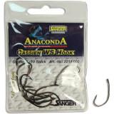 Trnki Anaconda Cassien WS Hook št: 2-4 10kom