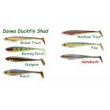 Silikonska vaba Daiwa Duckfin Shad 6cm 9pcs