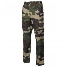 Vojaške hlače MFH BDU Rip Stop CCE-Camo 01334I- XL
