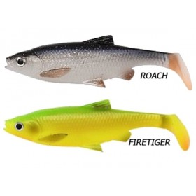 Vaba Savage Gear LB Roach Paddlee Tail 10cm 10g /3kom