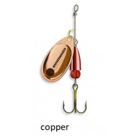 Spinner Cormoran Bullet Long Cast copper št:1-5
