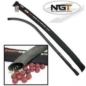 Karbonska Kobra NGT 3K Carbon Stick with Neoprene Case
