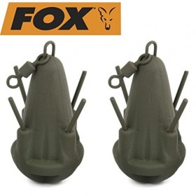 Marker svinec Fox Grappling Marker Leads 85-113g/ 2kom
