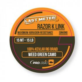 Vrvica Prologic Razor K Link 30-40LB 15m