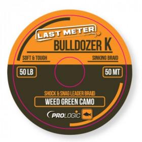Shock & Snag Leader Prologic Bulldozer K 50LB 50m