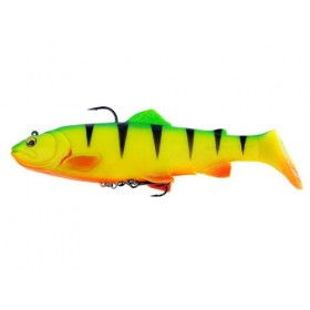 Vaba Savage Gear 3D Trout Rattle Shad 20,5cm 103g- Firetiger