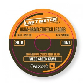 Vrvica Prologic Akua-Braid Stretch Leader 30lb 10m