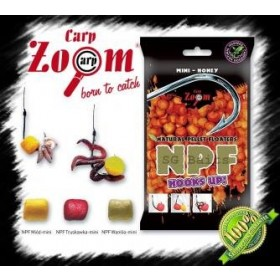 Plavajoči Peleti NPF Mini Carp Zoom- Strawberry 30g
