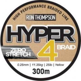 Pletena Vrvica Ron Thompson Hyper 4-Braid 0,25-0,32mm 300m