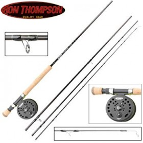 Set za muharjenje Ron Thompson Flylite Set 2,7m