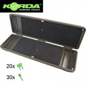 Škatla za naveze Korda Rig Storage System Rigsafe Kbox3