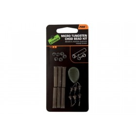 Set Fox Micro Tungsten Chod Bead Kit