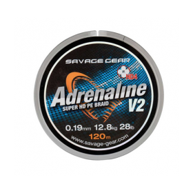 Pletena vrvica Savage Gear Adrenaline V2 0,13-0,26mm
