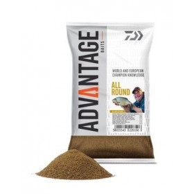 Hrana Daiwa Advantage Baits All Round Groundbait 1kg