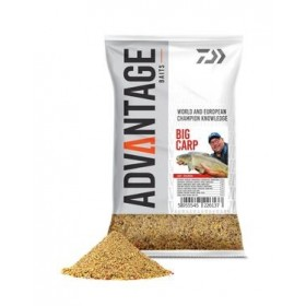 Hrana Daiwa Advantage Baits Big Carp Groundbait 1kg