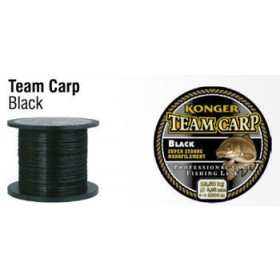 Najlon Konger Team Carp Black 0,30-0,35mm 1000m