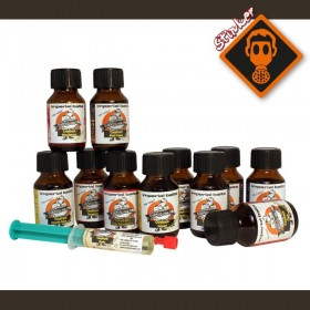 IB Carptrack Flavour 20ml- Black Pepper