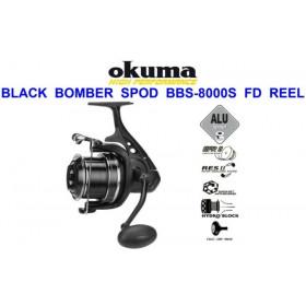 Rola Okuma Black Bomber Spod BBS-8000S