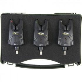 Signalizatorji Carp Spirit CSC 3pcs 490019