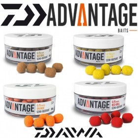 Daiwa Advantage Baits Semi Buoyant Hookbait 8/10mm- izbira