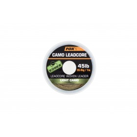 Fox Camo Leadcore 45LB 7m Light/ Dark Camo