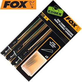 Fox 50lb Camo Leadcore Kwik Change Leaders CAC756