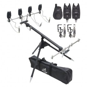 Set Rod Pod Carp Expert Digital Combo 2rod