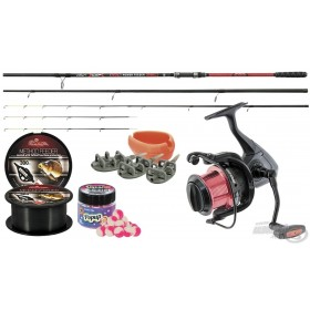 Set Carp Expert Pro Power Feeder 3,6m 104