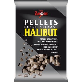 Peleti Halibut Catfish 28mm 800g