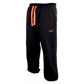 Hlače Fox Joggers Black Orange XL