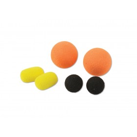 Pop Up Pena Carp Spirit Tac-Tic Foam Baits- mixed