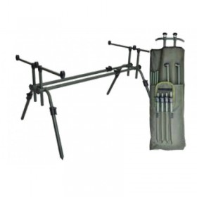 Rod Pod Carp Zoom Double Bar Rod Pod