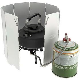 Zaščita za ognej NGT Alu Wind Shield