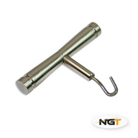 Knot Puller Stainless Steel NGT