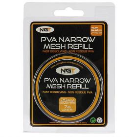 Pva Narrow Mesh Refill NGT 25mm 7m