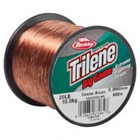 Najlon Berkley Trilene Big Game Brown 0,28mm 1000m