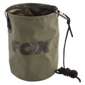 Zložljivo vedro Fox Collapsible Bucket inc. Rope