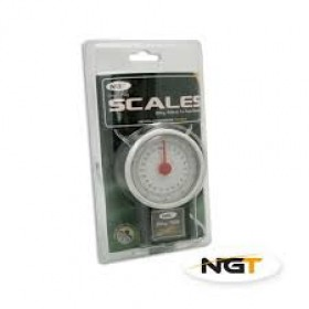 Tehtnica NGT Day Fishing Scale 22kg+ meter