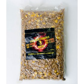 Kuhani partikel 3Mix Zadravec 1,5kg- Corn,Wheat, Hemp