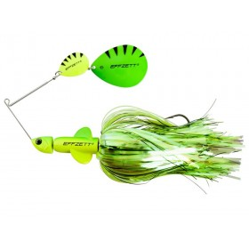 Vaba DAM Effzett Pike Rattlin Spinnerbait 17cm 43g