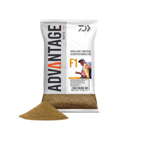 Hrana Daiwa Advantage Baits F1 Groundbait 1kg