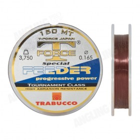 Najlon Trabucco T-Force Special Feeder 0,205mm-0,255mm 150m