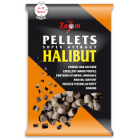 Peleti Halibut Carp Zoom 4,5-6mm 800g