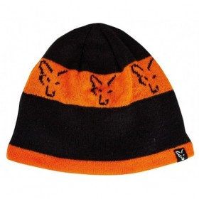 Kapa Fox Collection Beanie Black/Orange