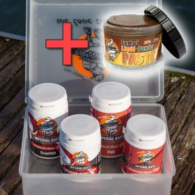 Imperial Baits Give Me 4 Dips&Gel+ Liquid Powder Paste