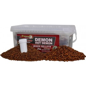 Peleti Starbaits Hot Demon Mix 2kg