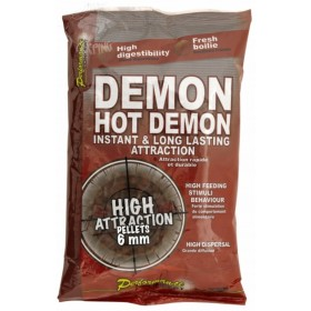Peleti Starbaits Hot Demon 6mm 700g