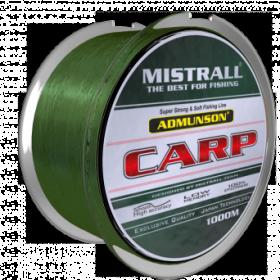 Najlon Mistrall Admunson Carp Camuflage 0,25-028mm 1000m