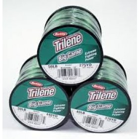 Najlon Berkley Trilene Big Game Green 0,28mm-0,30mm 1000m
